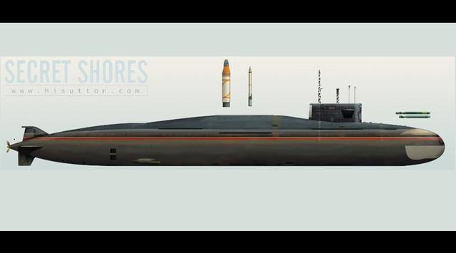 印核潜艇水下首射弹道导弹 自称射程覆盖北京精度接近于零