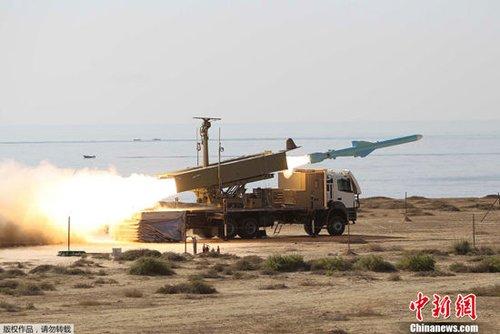 伊朗警告美航母勿返回波斯湾 美称不会理会伊朗