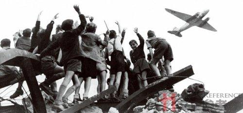柏林空运:化解美德二战恩怨特别行动