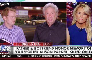 """美直播枪杀案受害女记者父亲:""""疯子""""不能拿到枪"""