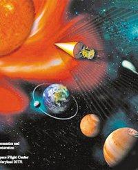 嫦娥二号奔月阶段仪器全部打开