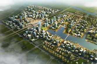 逾70座城市规划建高铁新城 人气不足或沦为空城