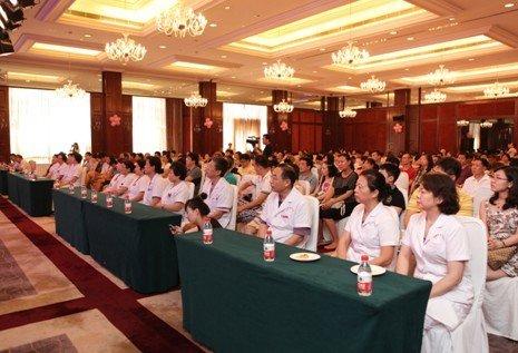 北京俪婴妇产医院举行第一届准妈妈节