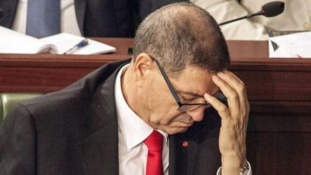 突尼斯政府未通过议会信任表决 成为看守政府