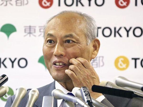 东京都知事公款购《蜡笔小新》 只道歉不辞职