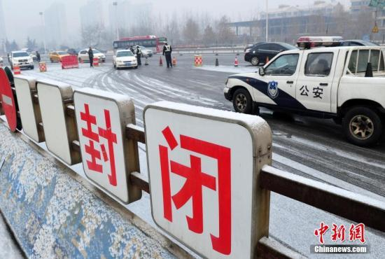 我国雨雪范围继续扩大 返程客流面临考验