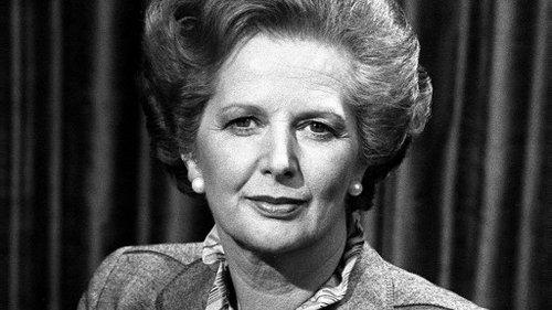 """""""铁娘子""""撒切尔夫人:创造英国政坛奇迹(图)"""