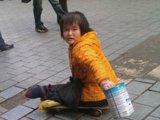 重庆渝中区解放碑步行街