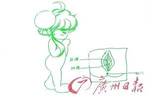 北京推前卫性教育教材 有家长说是黄色漫画