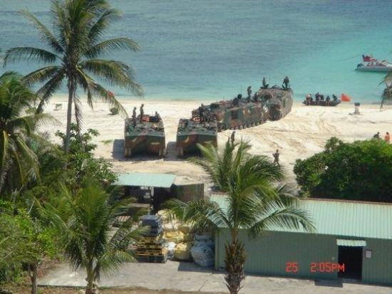 评论称两岸军事互信开始萌芽 可联合反恐反海盗