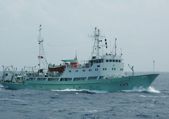 中国实验2号科考船常态化考察西沙中沙海域