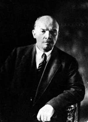 """列宁与美国总统威尔逊曾经""""互为知音"""""""