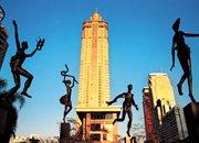 城市雕塑成为深圳流动的风景