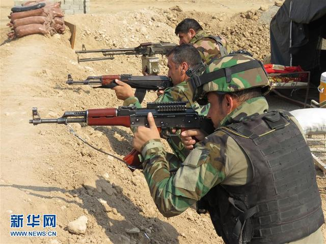 要打内战?外媒:库尔德武装与伊政府争摩苏尔控制权