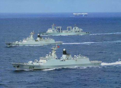 外媒:中国依赖中东石油 迟早派舰进驻波斯湾