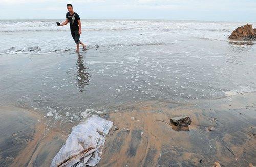 专家称渤海污染至今无人问责 垄断集团无人能管
