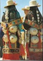 魅力海西之民族文化