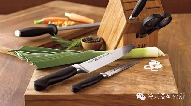 德国和日本的菜刀为何能闻名于世?