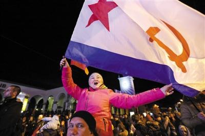 克里米亚少数族裔鞑靼族通过决定要求自治