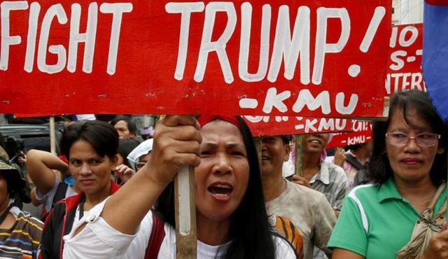 皮尤报告:菲律宾民众对美中好感度差距正在缩小