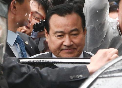 韩国资源外交贪腐案持续发酵 首轮传唤名单揭晓