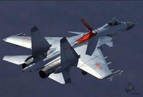 俄专家:中国歼15是苏33仿制品 性能不会太好