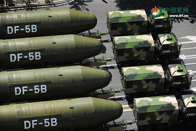 俄媒:北京阅兵表明新导弹能突破美反导系统
