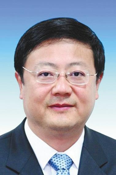 陈吉宁出任环保部部长 系目前唯一一名60后部长