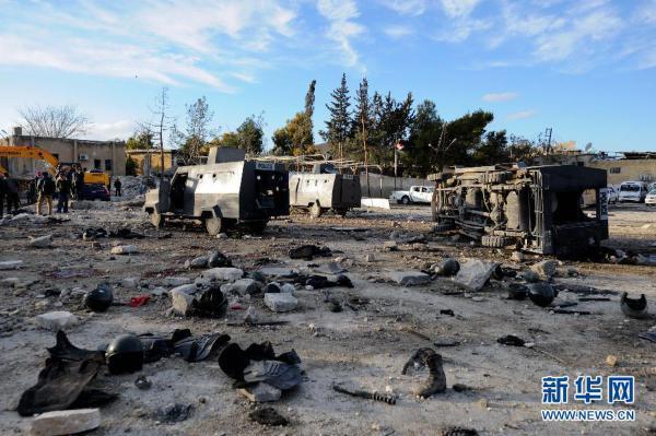 俄军方:叙阿勒颇武装分子间冲突日趋频繁