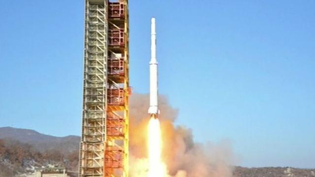 """专家:朝鲜给美军反导入东亚送""""神助攻"""""""