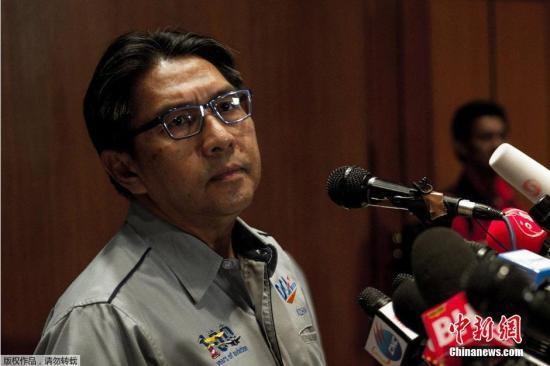美调查小组已启程赴马来 协助调查客机失联事件