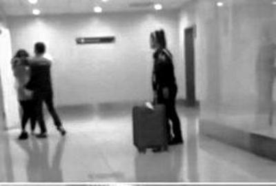 中国女子在菲律宾机场遭殴打 菲表示将严肃处理