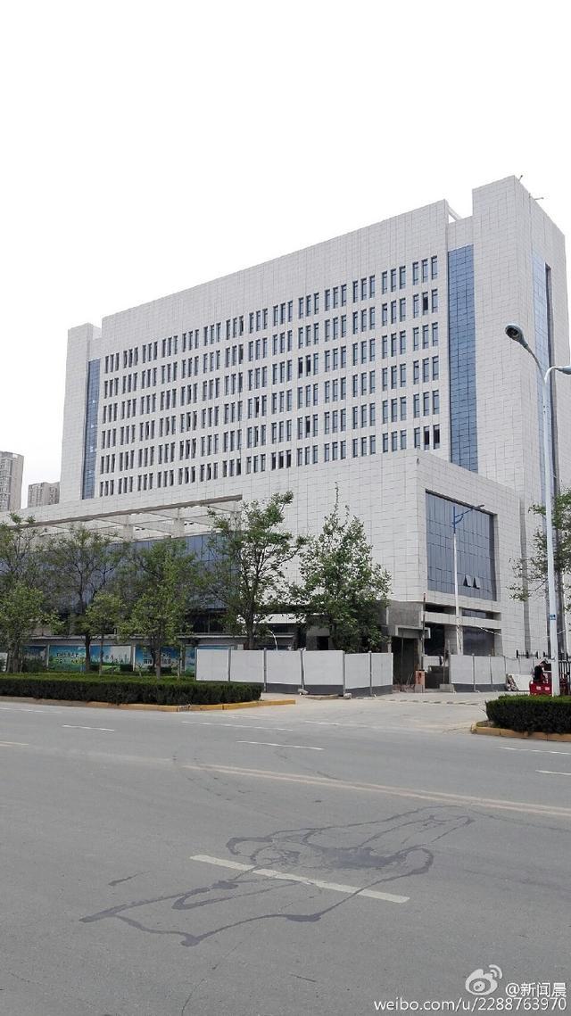 咸阳烟草公司被曝自筹5900万建大楼 网友质疑