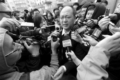 谢亚龙翻供称遭刑讯逼供 自首情节被当庭取消