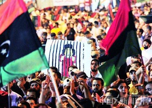 分析称未拿下米苏拉塔成卡扎菲败局关键(图)