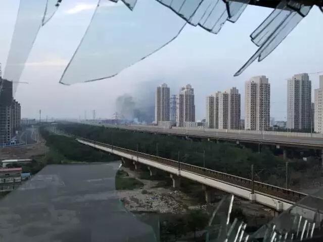 关于天津爆炸案的六个疑点