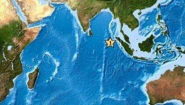 印尼亚齐省附近发生强震 新加坡泰国等地有震感