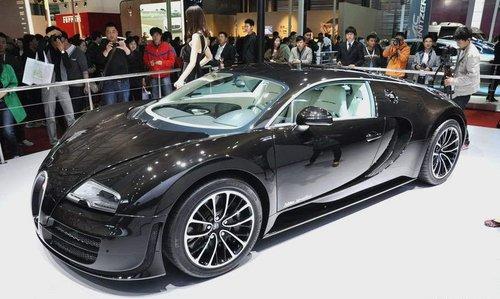 超170万豪车或征20%奢侈税 分析称不影响销售