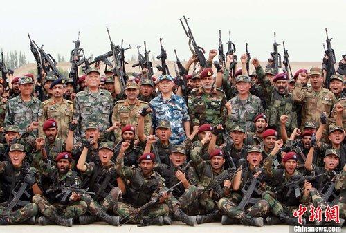 东伊运趁巴国内反恐薄弱对中国搞暴力恐怖袭击