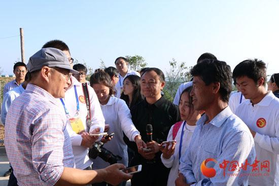 """【网络媒体走转改】平凉崆峒区颉岭村走出最""""牛""""脱贫路"""