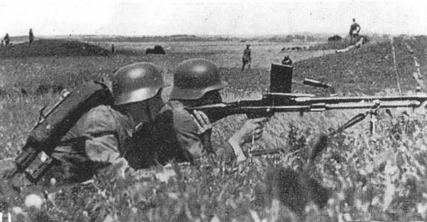 与日军作战多次打光的第71军