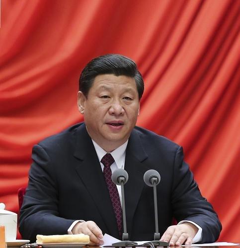 """习近平:反腐要坚持""""老虎""""""""苍蝇""""一起打"""