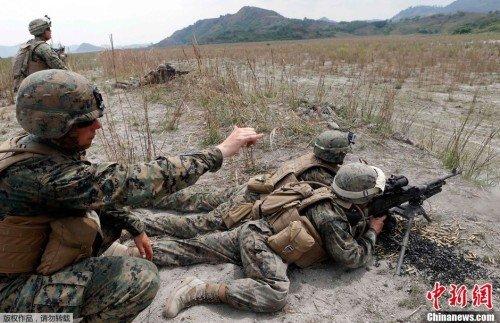美国智库:凭什么要我们去打仗让菲轻易得岛屿