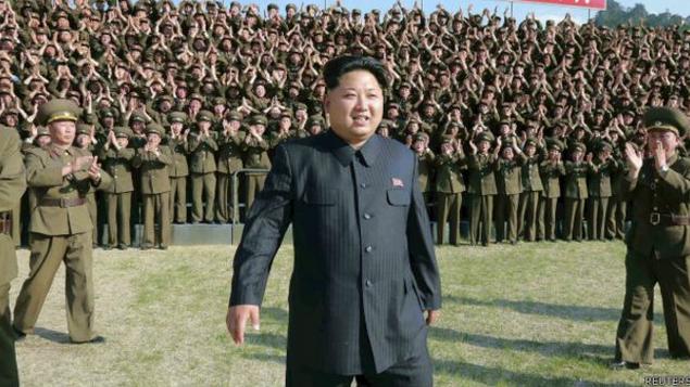 正恩两次 致敬中国志愿军 媒体称少见