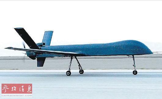 中国彩虹4无人机有两重大改动 可发射激光制导导弹