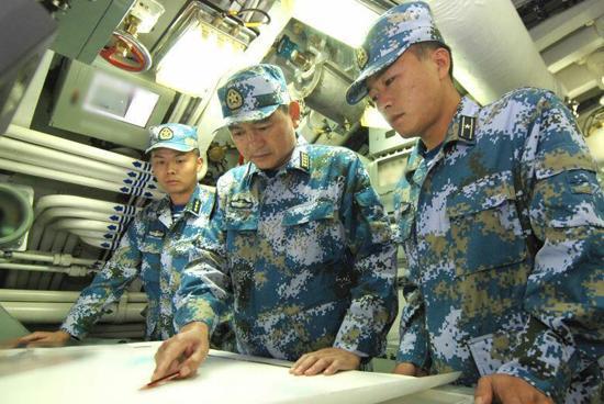 372潜艇当时情况有多危险?