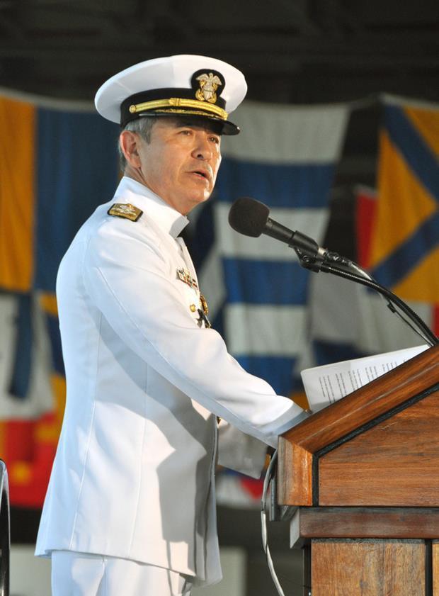 美军舰闯南海行动指挥司令将来华商讨南海问题