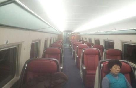 高铁车票售完后车厢仅3人 官方称售票员电脑不熟