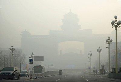 我国雾霾天气将向南北扩张 半数城市严重污染