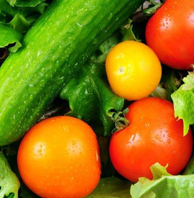 晚餐吃两个西红柿 减肥美容双效合一